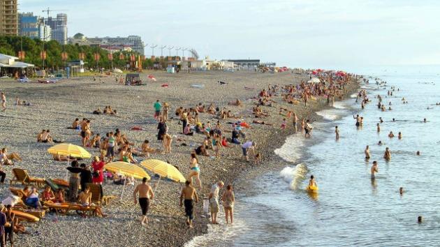 Где в Батуми лучший пляж.